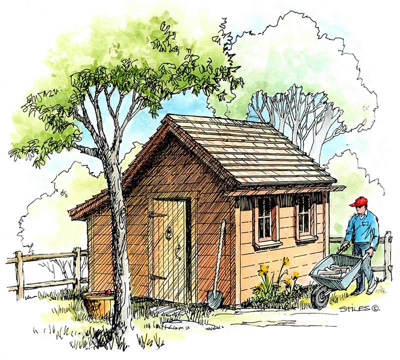 b4ubuild potting shed plans b4ubuild potting shed plans