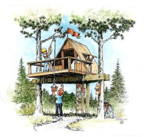 B4ubuild A Frame House Plans