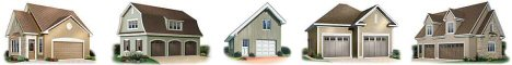 Garage plans, storage shed plans, and workshop plans of all types and sizes