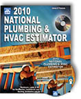 National Plumbing & Hvac Estimator 2009 by James A. Thomson (Craftsman Book Co)
