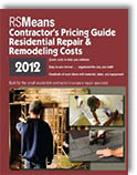 RSMeans Residential Detailed Costs Contractor's Pricing Guide 2010 (16th Edition)