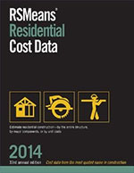RS Means - Residential Cost Data 2014: Square Foot Costs, Systems Cost, Unit Costs