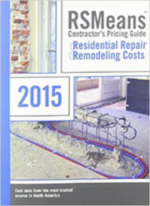 RSMeans Contractor's Pricing Guide: Residential Repair & Remodeling Costs 2014