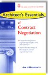 Architect's Essentials of Contract Negotiation