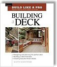 Wood Decks Plans: Building Blueprints & Designs