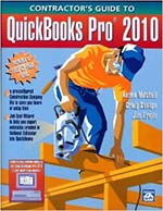 Contractor's Guide to Quickbooks Pro 2007 by Karen Mitchell, Craig Savage, Jim Erwin