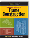 Graphic Guide to Frame Construction: Details for Builders and Designers - by Rob Thallon
