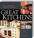 Great Kitchens: Design Ideas from America's Top Chefs by Ellen Whitaker, Colleen Mahoney, Wendy A. Jordan