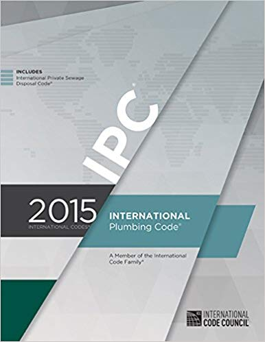 2015 International Plumbing Code - Looseleaf Binder