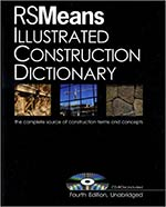 RS Means Illustrated Construction Dictionary & CD ROM