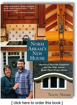 A Book Review Of Norm Abram S New House B4ubuild Com