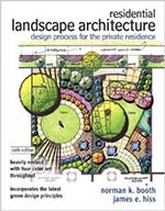 Residential Landscape Architecture: Design Process for the Private Residence by Norman K. Booth, James E. Hiss