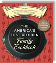 The America's Test Kitchen Family Cookbook: Featuring More Than 1,200 Kitchen-Tested Recipes (Ring-bound)
