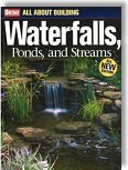 All About Building Waterfalls, Ponds, and Streams by Ortho Books 2nd Edition