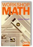 Workshop Math by by Robert Scharff