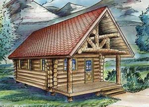 200 Square Foot Cabin Plans http://www.b4ubuild.com/plans/log_cabin_plans.shtml