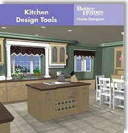 Better homes and gardens home designer suite 6 by chief - Better homes and gardens kitchen design software ...