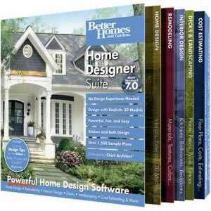 Better Homes And Gardens Home Designer Suite By Chief Architect