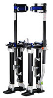 Pentagon Tool Tall Guyz Professional Black Drywall Stilts