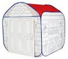 Paint it Yourself House Play Tent