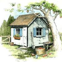 Classic Garden Cottage