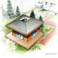Backyard Dwelling – Studio, Office, Tiny Guest House