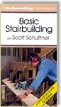 Basic Stairbuilding with Scott Schuttner from the publishers of Fine Homebuilding