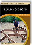 Building Decks DVD with Scott Schuttner